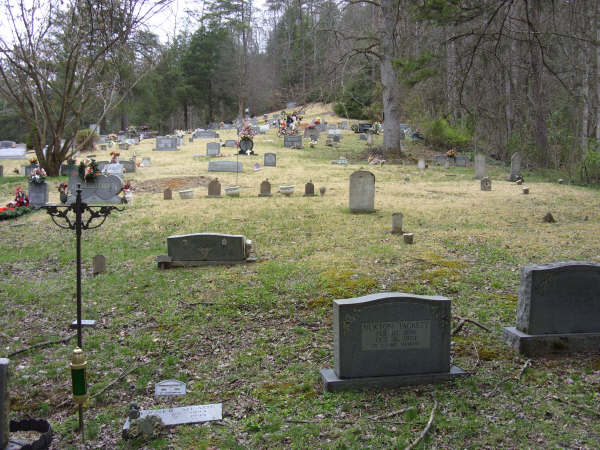 Frank Tackett Cemetery (W. F. Tackett Cemetery)